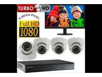 CCTV camera system + installation