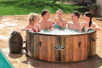 **BRAND NEW**  Lay-Z-Spa AirJet Inflatable 5-7 Person Hot Tub Helsinki