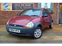 """"""""""" PART EXCHANGE TO CLEAR """""""" 2004 (54) Ford Ka, 1.3 petrol,"""