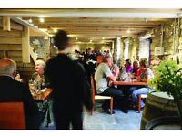 Temp chef work - immediate start, 20-30 hours per week, beautiful venue