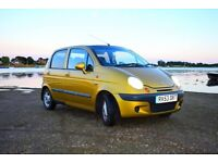 2003 Daewoo Matiz SE+