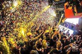 BARTENDERS/ BAR BACKS/ FIRE MARSHAL - PART TIME/ WEEKENDS - EGG LDN - NIGHTCLUB
