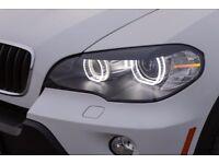 Headlight tuning and restoration, retrofits, bmw x5, x6, 3, 5, 7 seriest