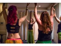 Belly dance classes with Eleanor Bellydances, in Norwich, starting 6th October