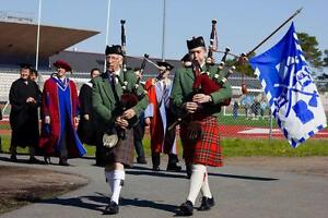 Contact Us If You Require Pipers For Weddings in the Valley
