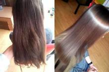 Keratin Hair Straightening West Ryde Ryde Area Preview