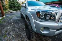 "Toyota Tacoma TRD sport - 6 inch lift on 35""s"