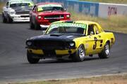 67 Trans Am Mustang Race Car Mansfield Brisbane South East Preview