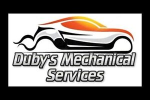 DUBYS MOBILE MECHANICS Perth Perth City Area Preview