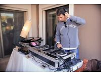 Private DJ ! for hire - £140 up to 4 hrs (until 11 pm)