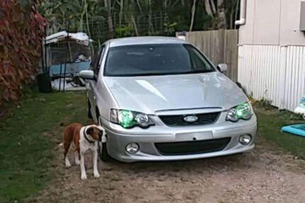 Ford ba mk11 xr6 turbo Alexandra Hills Redland Area Preview