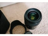 Sigma 35mm 1.4 Art canon fit for sale