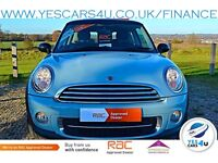 """"" FINANCE AVAILABLE """" 2012 (12) Mini Cooper D London Edition 1.6 Diesel"