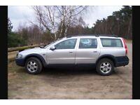 V70 Cross Country, 54 plate Diesel auto, FSH, 1yr MOT,