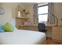 Excellent en-suite bedroom for rent in Erskine street close to city centre for affordable price!