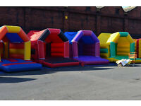 Kids way bouncy castle hire