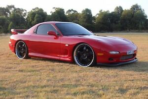 Mazda Rx7 s6 single turbo East Hills Bankstown Area Preview