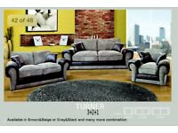 💯🎉BRAND NEW LIVING ROOM CORNER SOFA SUITE OR 3+2 SETTEE ON SALE UPTO 25% OFF
