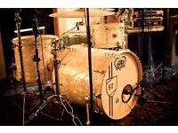 Ad custom drum kit shell pack