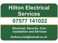 ELECTRICIAN - SMALL & LARGE JOBS WELCOME - FREE ESTIMATES 07577 141022