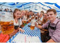 Oktoberfest Manchester Tickets - Saturday Evening