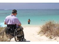 Abroad Holidays for Elderly - Disabled and People with special Needs