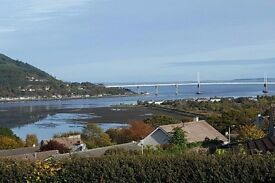 Four bed detached house for sale in Inverness. Fantastic views.