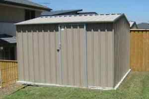 Shed, colorbond. Greystanes Parramatta Area Preview