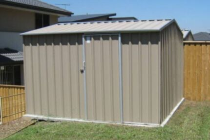 Solarguard Colorbond Shed. Quality at an Affordable Price
