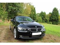 BMW 335i Convertible. Full Service history. 95000 miles