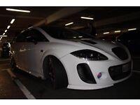 Seat Leon cupra k1 (big spec)