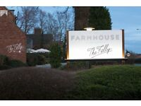 Experienced Chef De Partie - The Farmhouse at Mackworth, Derby