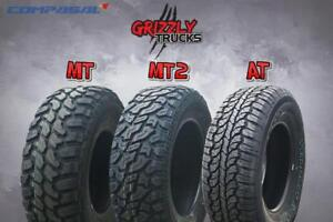 PUBLIC WHOLESALE ----- MUD TIRES AND ALL TERRAINS !!!! SHIPPING AVAILABLE !!!