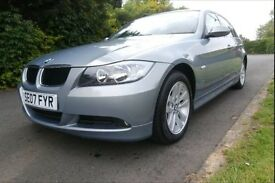 Bmw 320 d hassle free