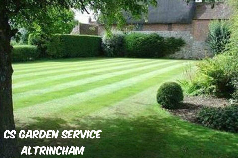 CS GARDEN SERVICES - GARDENING MAINTENANCE SERVICES