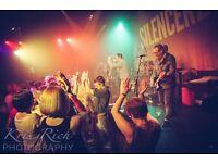 DRUMMER! The Silencerz seek experienced: Ska-Reggae-Old School RnB. Reh, gigs. Send examples.
