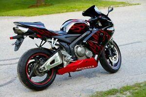 2006 Honda CBR 600RR