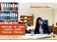 Statistical tutoring & Help with Assignments - Matlab, R, SAS, Stata, SPSS, Minitab, EViews.
