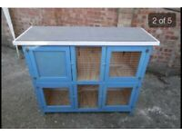 Rabbit hutches/ kennels 20% off today only