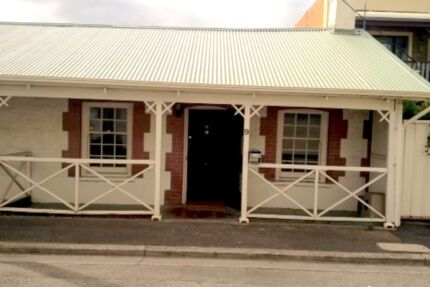 1850's cottage in the heart of North Adelaide