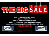 Double Glazing Deals, Upvc Front & Back Doors,French & Patio doors,Bays, Covering Central Scotland