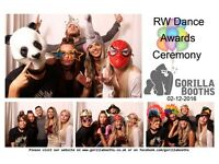 Photobooth Hire - Gorilla Booths UK's Finest