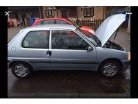 Peugeot 106, 11 months mot