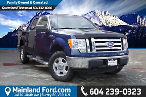 2010 Ford F-150 XLT NO ACCIDENTS, ONE OWNER, LOCAL