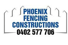 Phoenix fencing constructions Rochedale Brisbane South East Preview