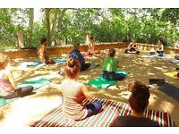 Kundalini yoga & meditaction classes for Spanish speakers