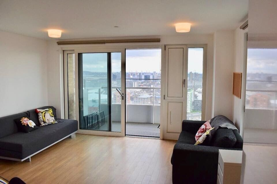 Luxury 1 Bed Apartment In Bromley By Bow