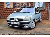 2004 (04) Renault Clio, 1.2 Petrol, 88,000 Miles, PART EXCHANGE DISPOSAL!! CHEAP CAR!!