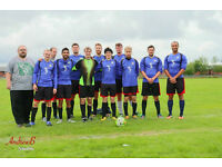 South Manchester based Football Club looking for players Saturday AM players, Aged 16+