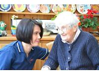 Urgently required Health Care Assistants, Training given,£8.64 - 13.50ph mileage and holiday pay